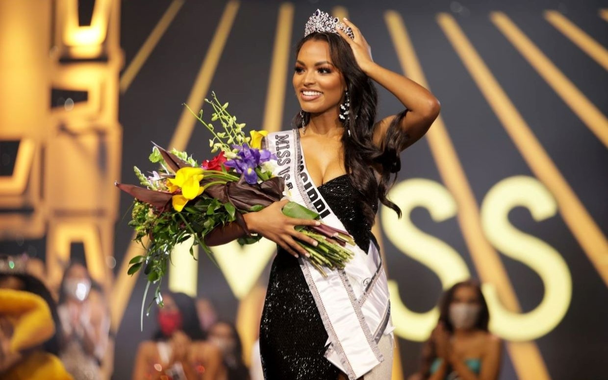 Mississippi's Asya Branch wins Miss USA 2020 lindaikejisblog