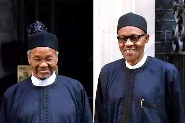 Mamman Daura is needlessly misunderstood by Nigerians - Buhari lindaikejisblog