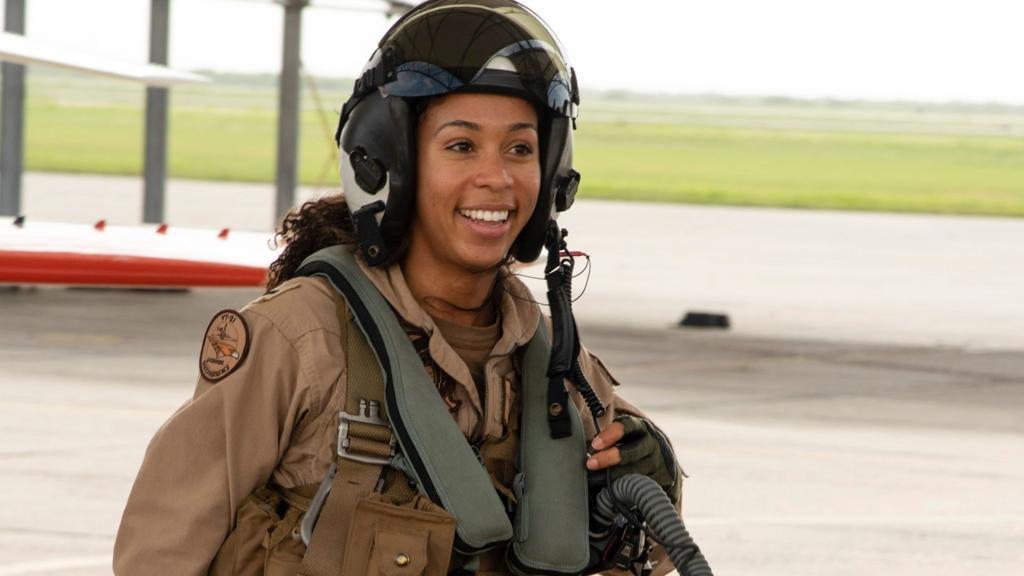 US Naval Academy names first Black female brigade commander lindaikejisblog 2