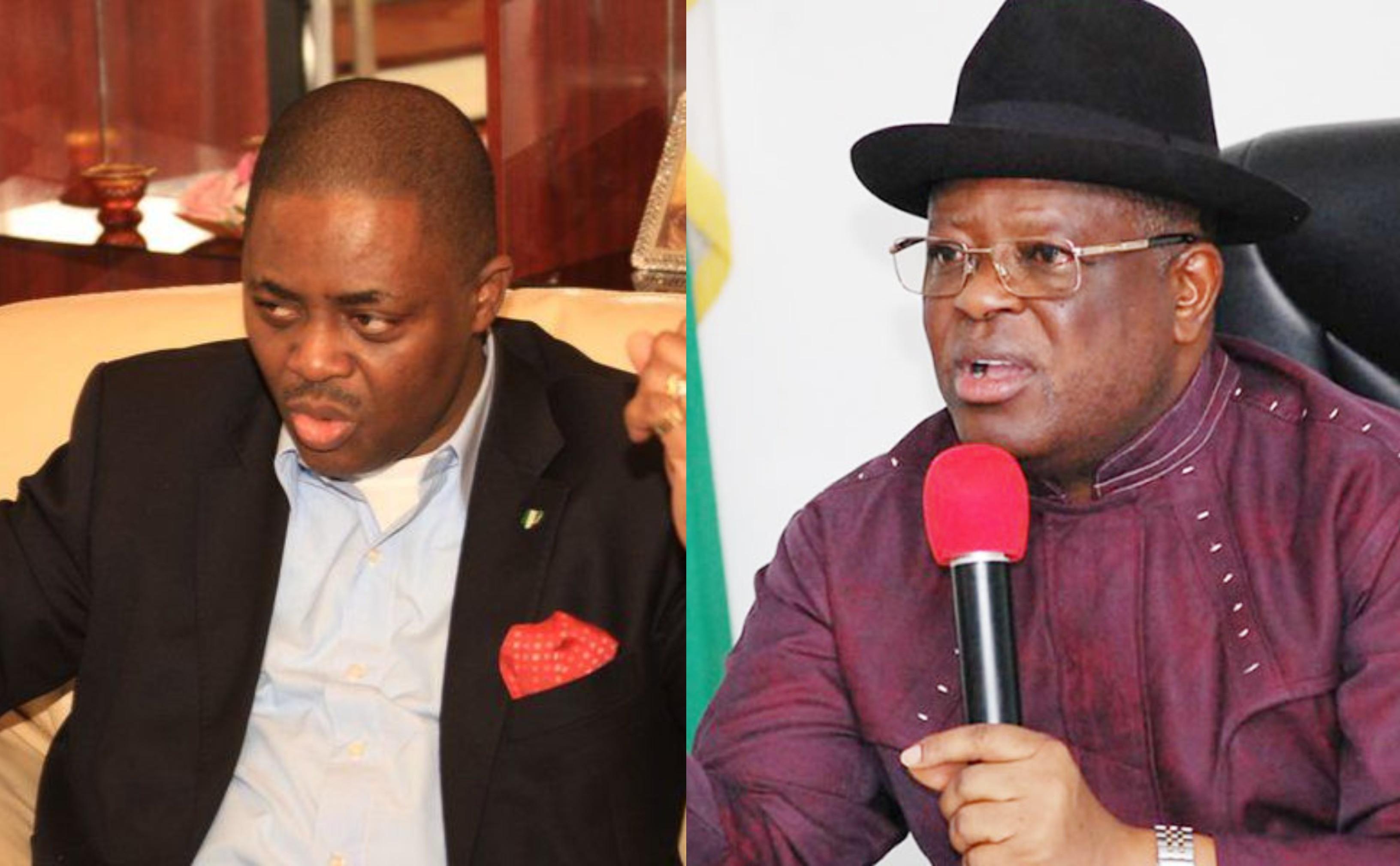Rumour of Governor David Umahi planning to leave PDP for APC is troubling - FFK lindaikejisblog