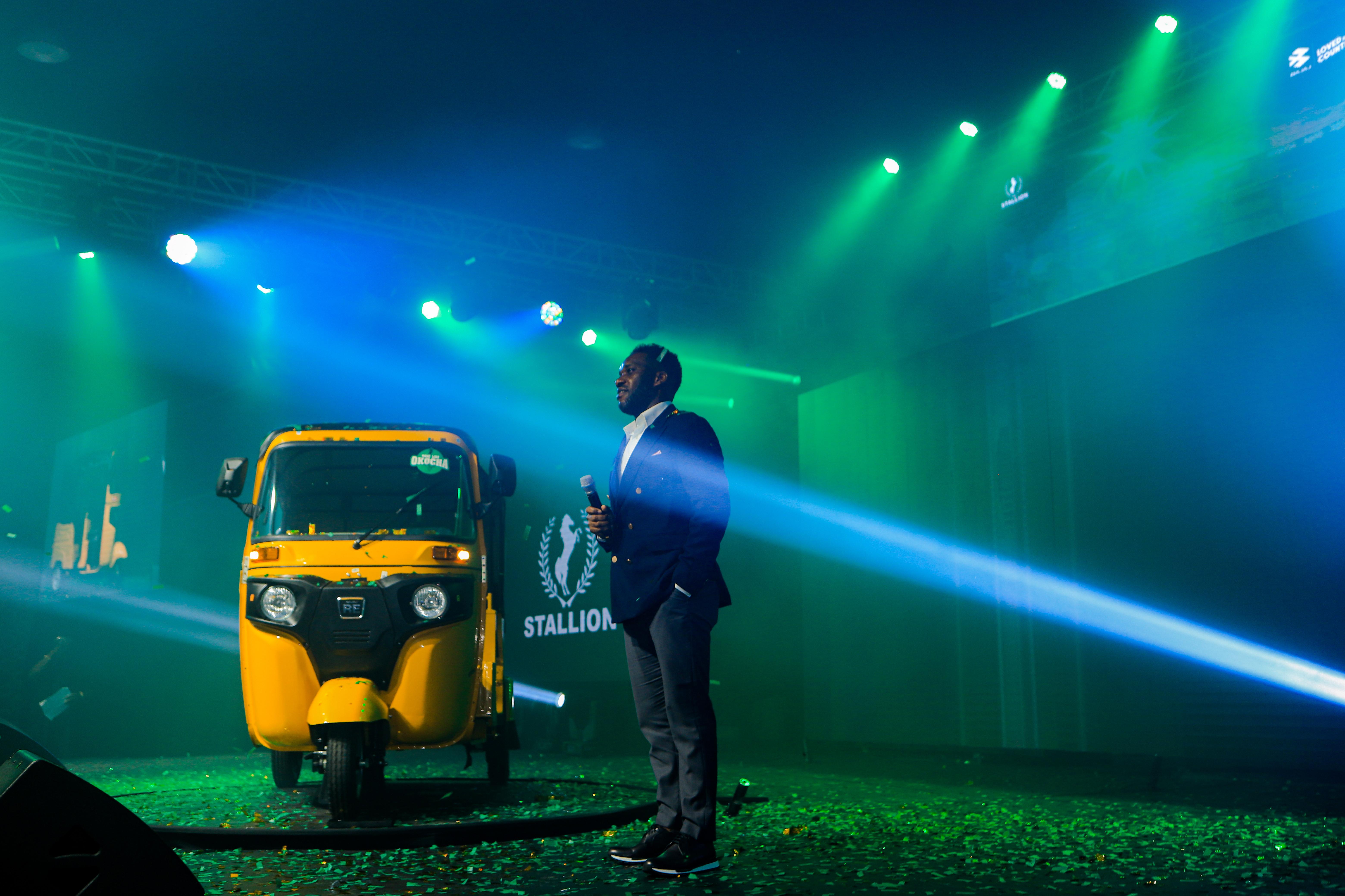 Bajaj Auto Launches RE 250 Superkeke in Nigeria lindaikejisblog3
