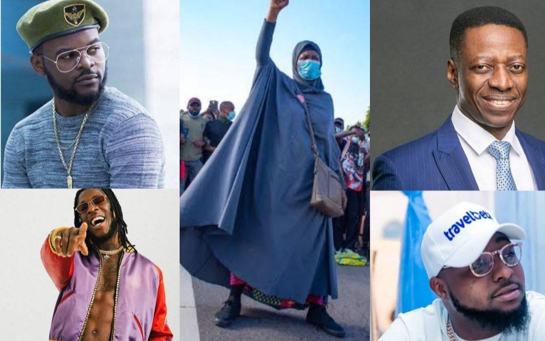 Court orders police to probe Pastor Sam Adeyemi, Davido, Burna Boy, Falz, Don Jazzy, Peter Okoye and others lindaikejisblog