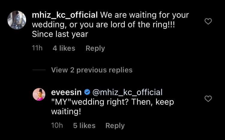 Actress Eve Esin and movie producer fiance react after being called out by ex-wife for allegedly destroying her home and seizing her kids lindaikejisblog 11