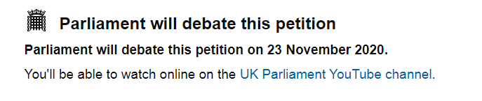 UK Parliament fixes date to debate sanctions against Nigerian government lindaikejisblog 2