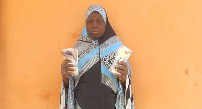 Pregnant woman arrested with fake currency in Jigawa lindaikejisblog