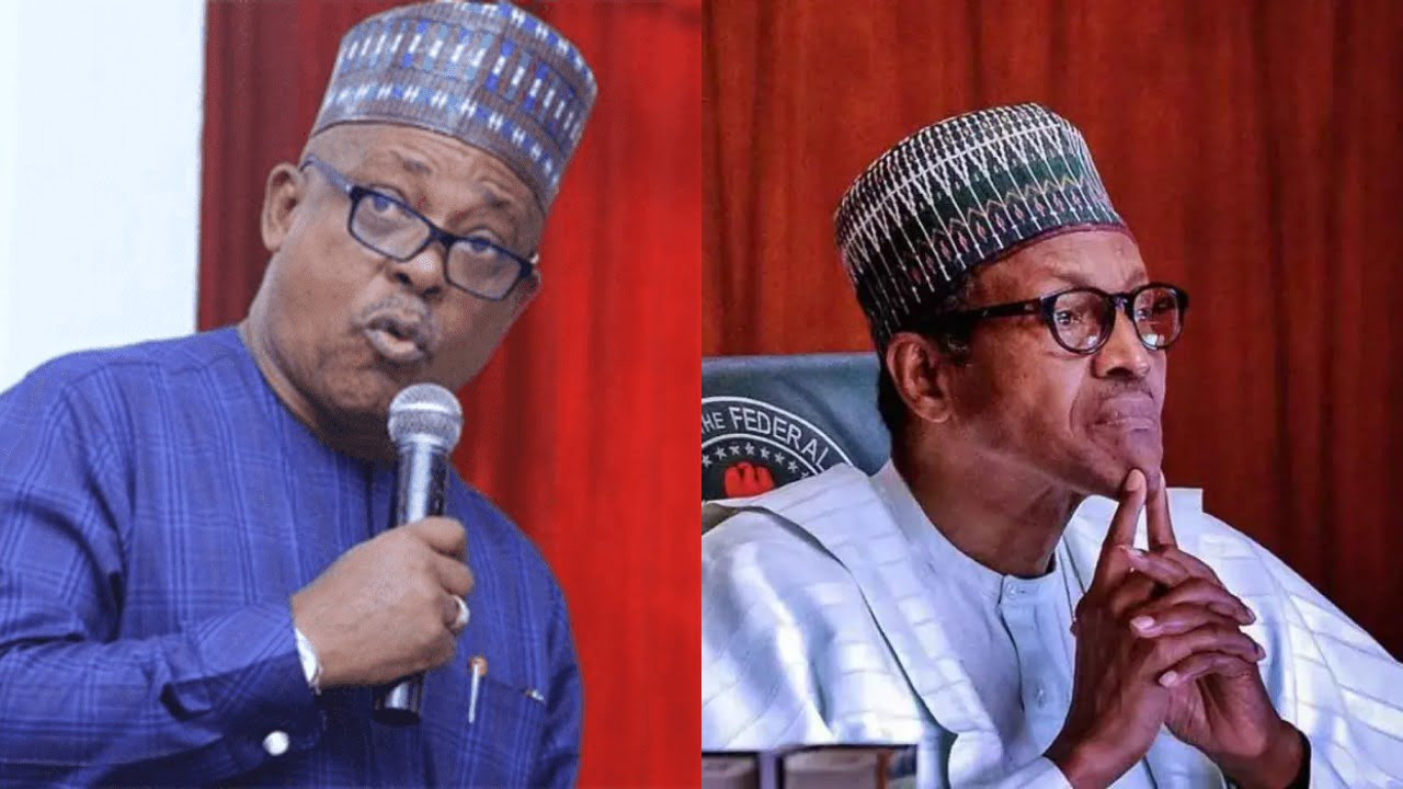 Buhari is clearly helpless, insecurity is getting worse - PDP Chairman, Uche Secondus