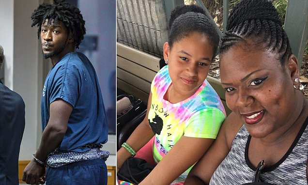 Man sentenced to death for the double murder of a mother and her 11-year-old daughter