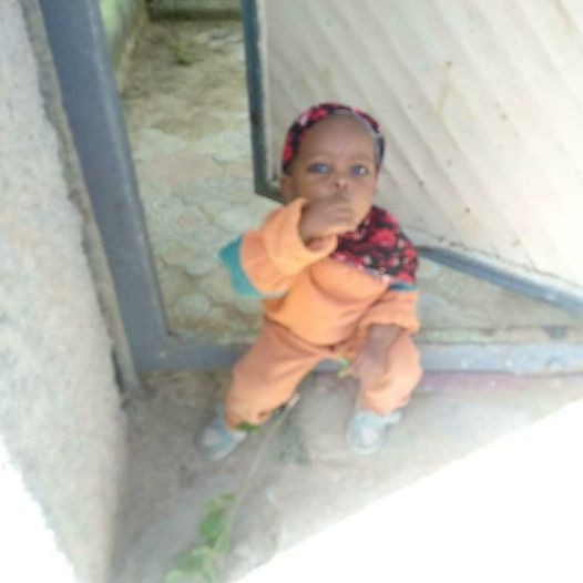 Toddler found wandering on the street in Kano; mother claimed 'she didn't know when the baby went out'