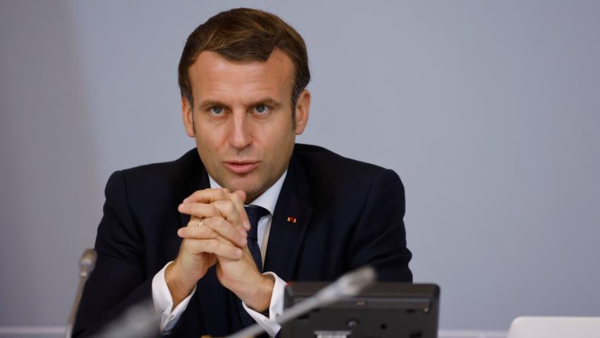 President Macron gives French Muslim leaders 15 days to accept Republican values lindaikejisblog