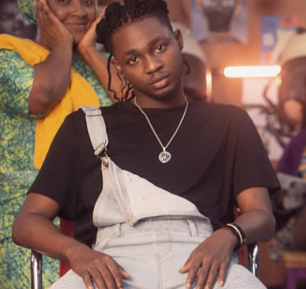 This time last year I was holed up in my tiny room not knowing if people would ever hear my songs - Omah Lay reflects on his fast rise to stardom