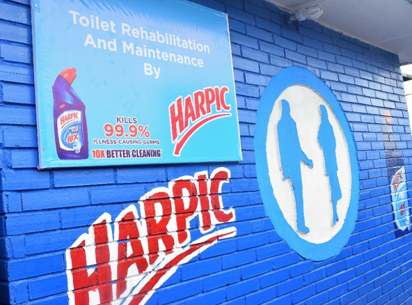 Harpic champions end to open defecation, donates 47 public toilet units in Lagos lindaikejisblog3