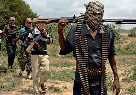 Security operatives wished us luck as we went to pay ransom Families of ABU 9 lindaikejisblog