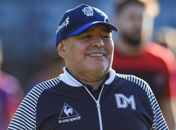 """""""FIFA should retire No.10 for all teams in tribute to Maradona"""" - Former Chelsea coach, Andre Villas-Boas"""