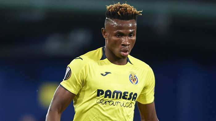 He can move to another league - Villarreal boss Unai Emery predicts Samuel Chukwueze's future amid reported Real Madrid and Everton links