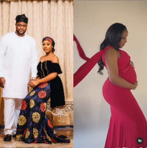 Davido's elder brother, Wale Adeleke and wife expecting their first child