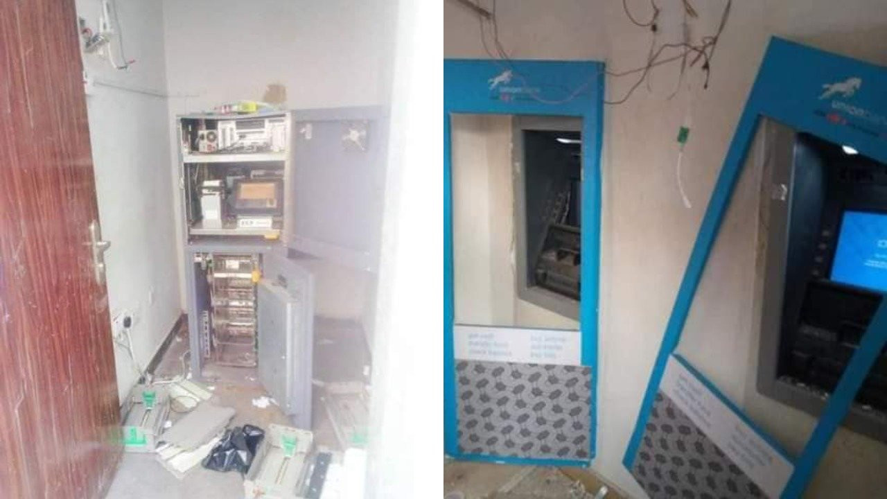 Robbers attack commercial bank in Ondo lindaikejisblog
