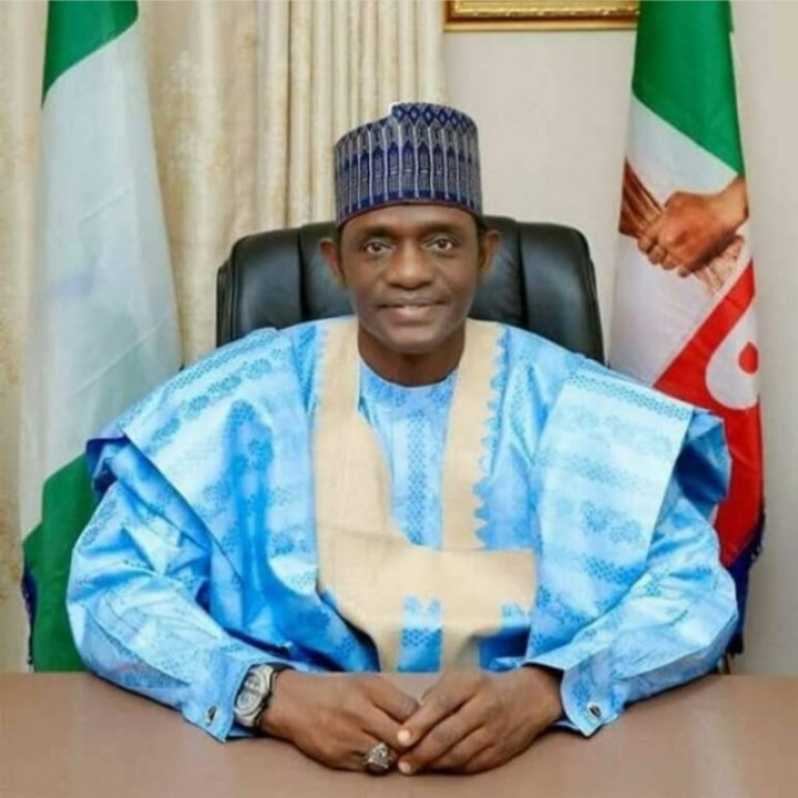 There is no way I can spend a month without spending three or four days in Yobe state Governor Mai Mala Buni replies critics who accused him of abandoning state