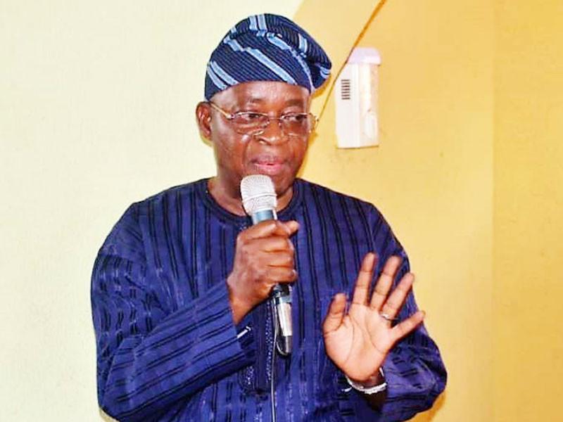 I received vision that I would be Governor Oyetola lindaikejisblog