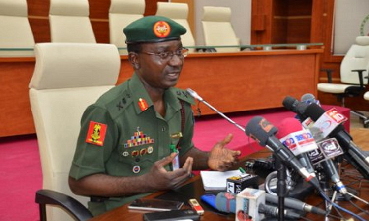 What we have counted with the locals is still 43 - Defence Spokesperson, John Eneche counters United Nations claim of 110 people being killed in Borno