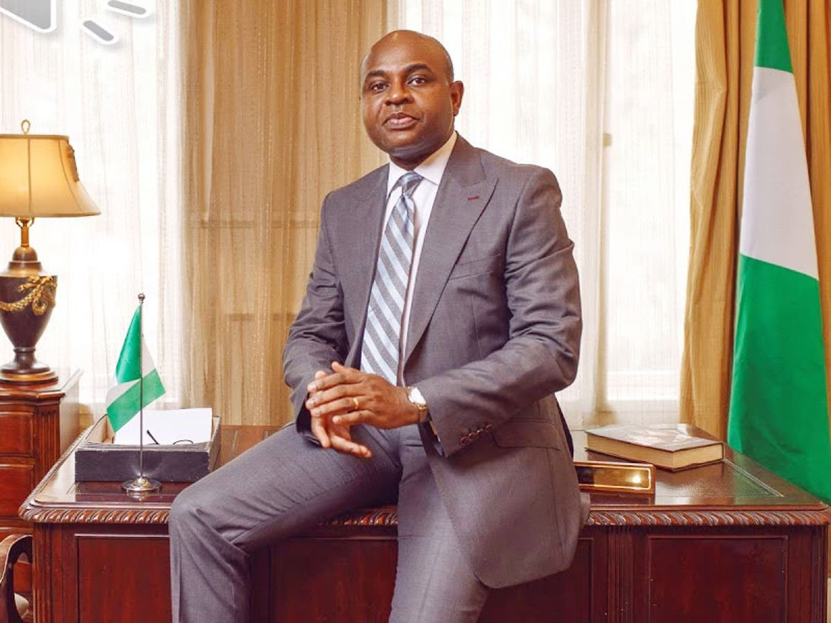 This government cant protect the lives of its citizens but spends all its energy attempting to suppress #EndSARS peaceful protesters - Moghalu lindaikejisblog