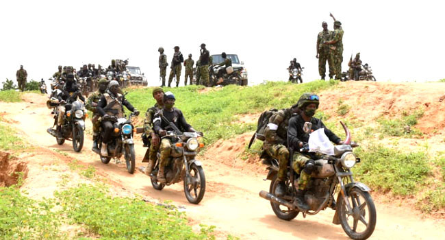 Two bandits killed as troops rescue 39 travelers in Kaduna lindaikejisblog 1