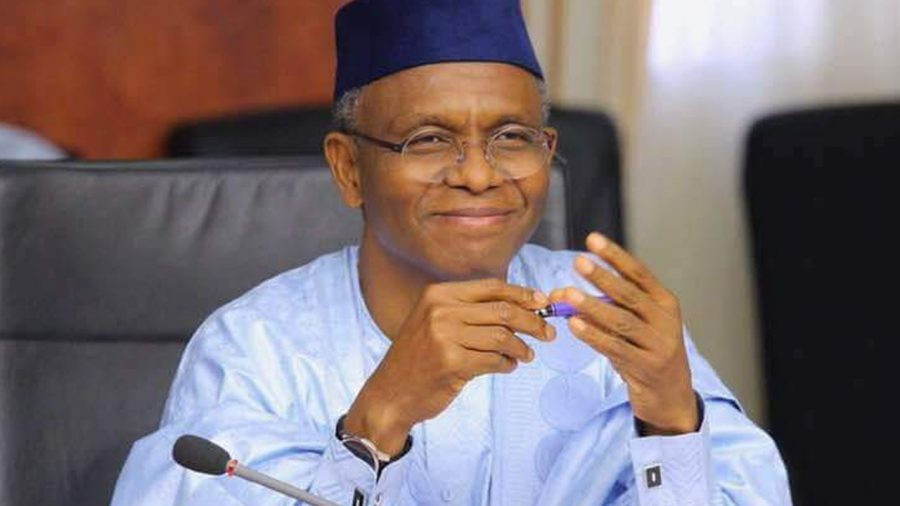 Many policemen are carrying handbags for VIPs wives - Governor El-Rufai