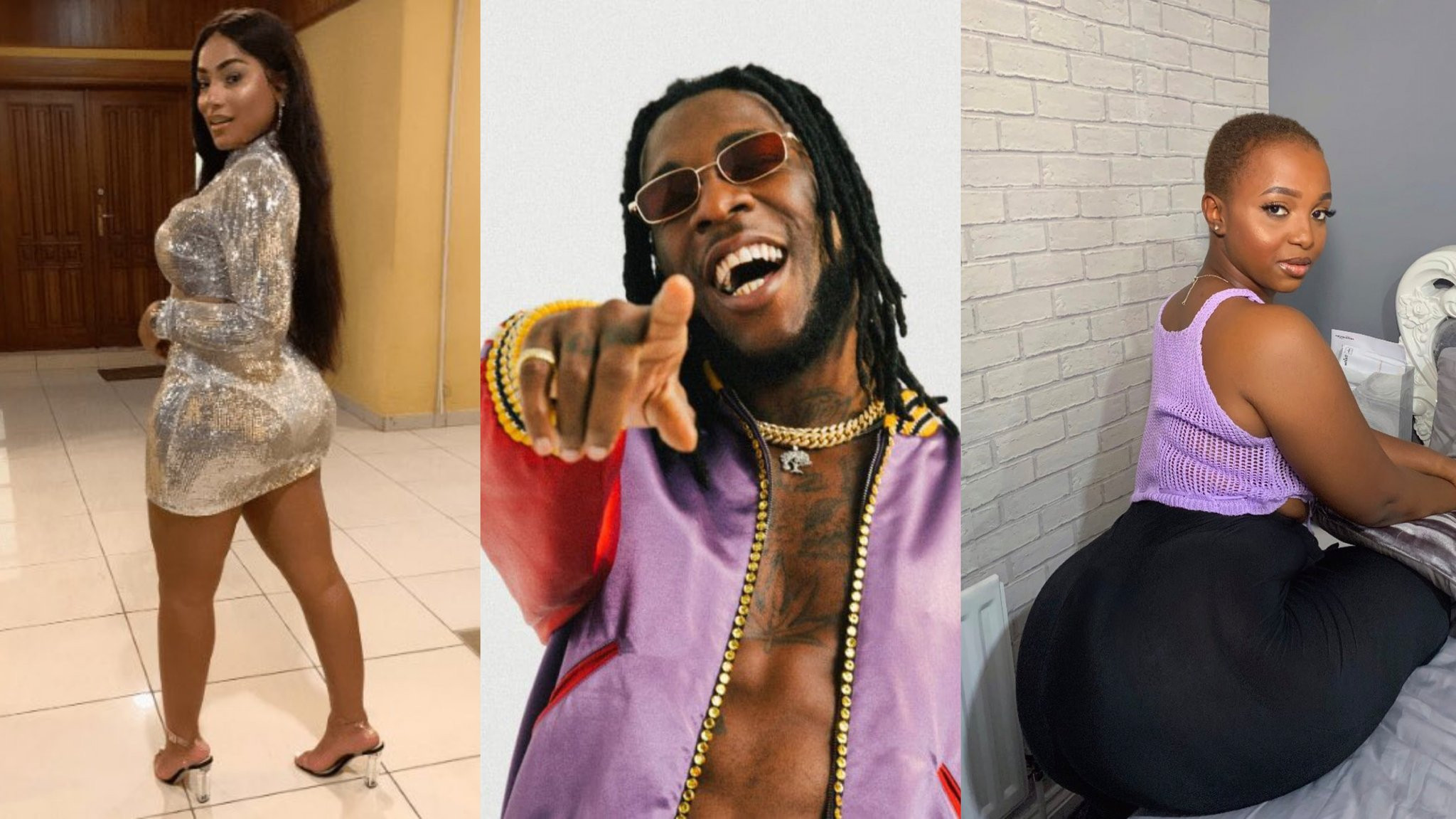 I have feelings too and I've lost friends, we've been seeing each other for two years - Burna Boy's alleged side chick, JoPearl speaks up