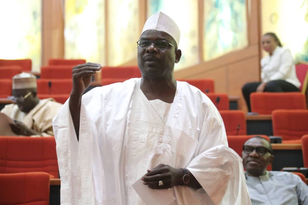 'He is not trustworthy'- Ndume withdraws as Maina's surety