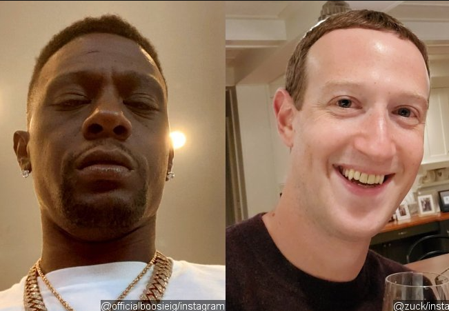 Rapper Boosie Badazz is suing Mark Zuckerberg for $20m for Racial Discrimination after his Instagram account was shut dow