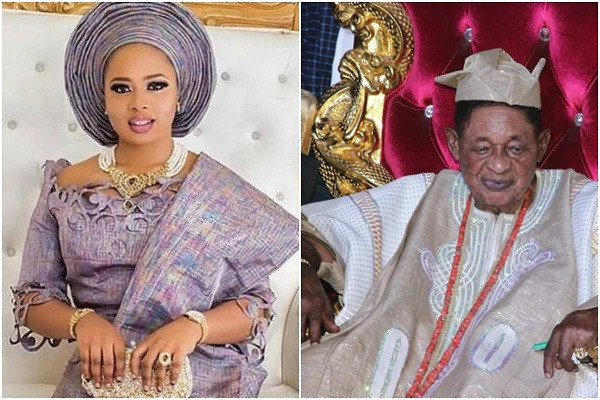 I'll never try out polygamy again. I left the palace before the rumour of dating King Wasiu - Alaafin of Oyo's former wife, Queen Ola reveals lindaikejisblog