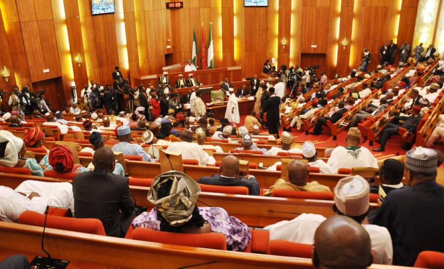 There was no resolution of the Senate that the President should come and address it on issue of national security - Senate disowns House of Reps on invitation to Buhari