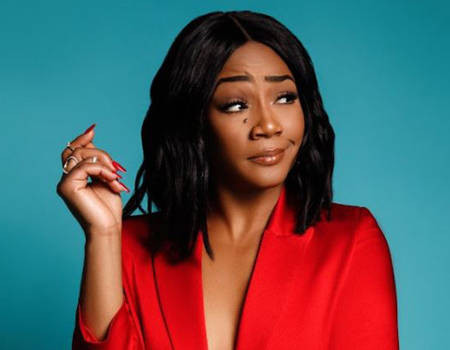 Tiffany Haddish turned hosting the pre-grammys show after being told all the costs were on her lindaikejisblog