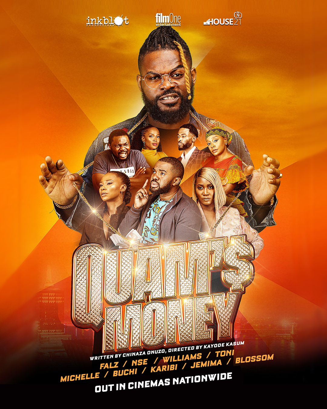 7 Reasons You Should Watch Quams Money Today