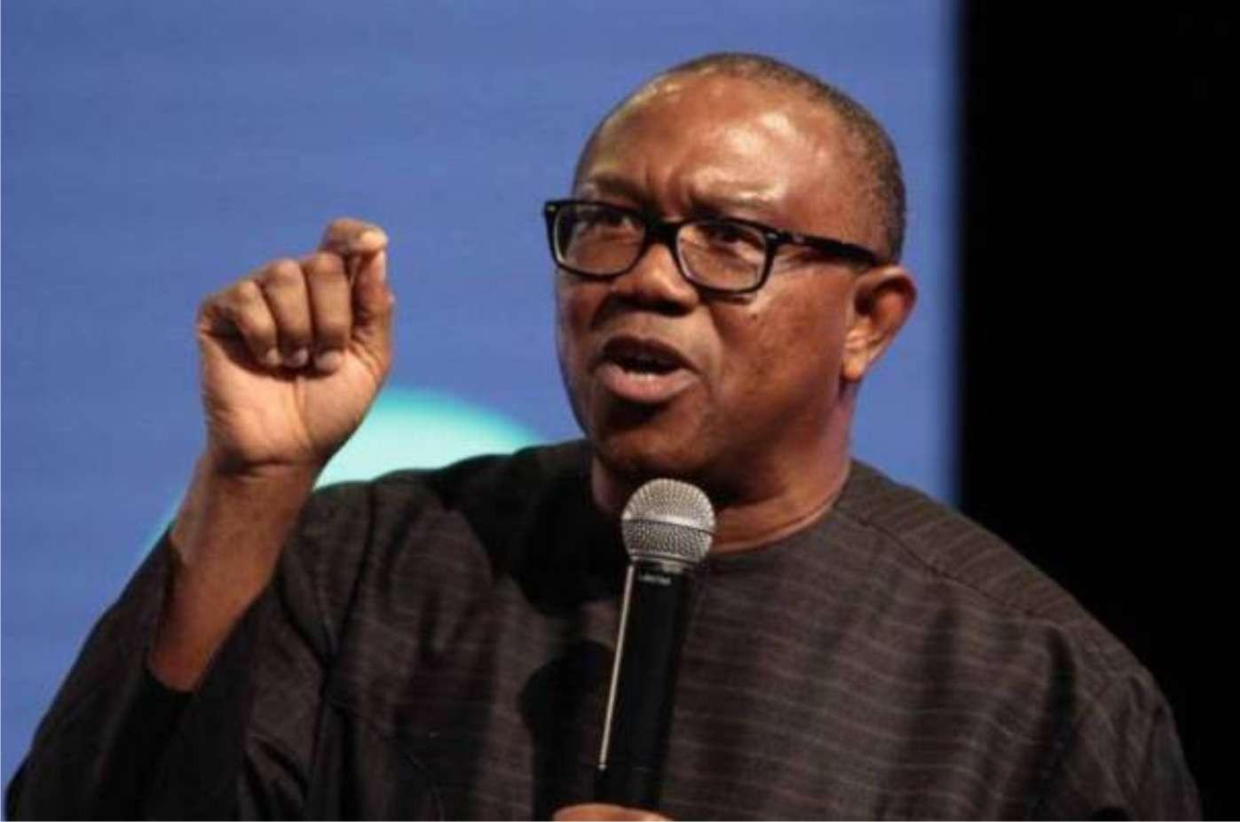 Nigeria will have 110m poor people by end of 2020 Peter Obi lindaikejisblog