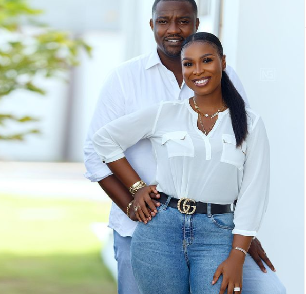 You are a winner and will always be- John Dumelos wife writes comforting message to him after he lost out on being elected as a Ghanaian parliament member lindaikejisblog