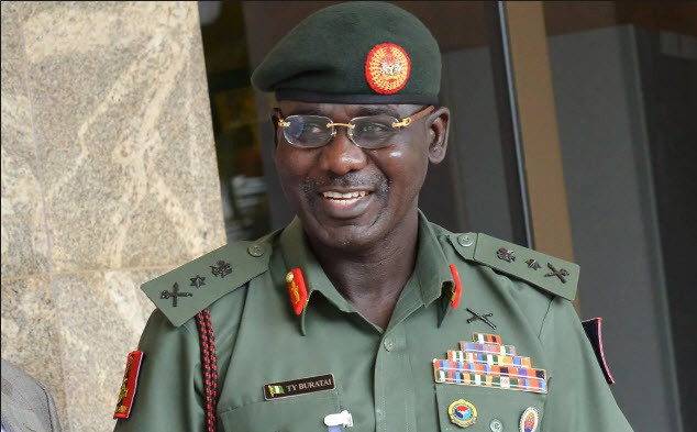 Planned ICC probe will affect internal security - Buratai reacts to investigation against Nigerian security forces lindaikejisblog