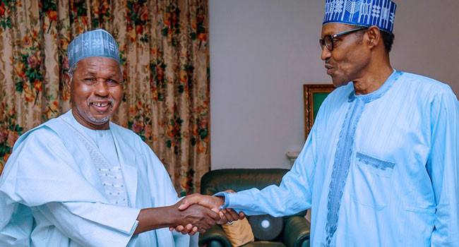 Presidency disagrees with Governor Masari on number of schoolboys abducted from Kastina school, says only 10 students were abducted lindaikejisblog