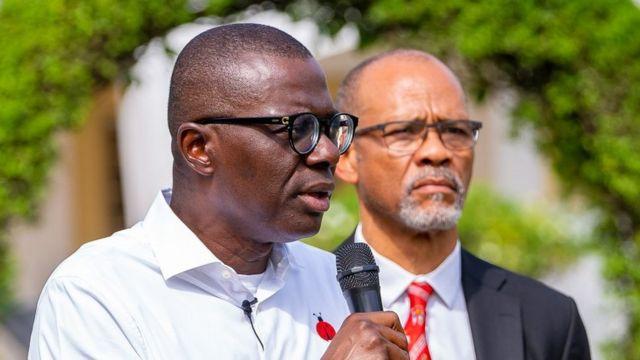 Sanwo-Olu is responding to treatment - Commissioner for Health, Akin Abayomi lindaikejisblog