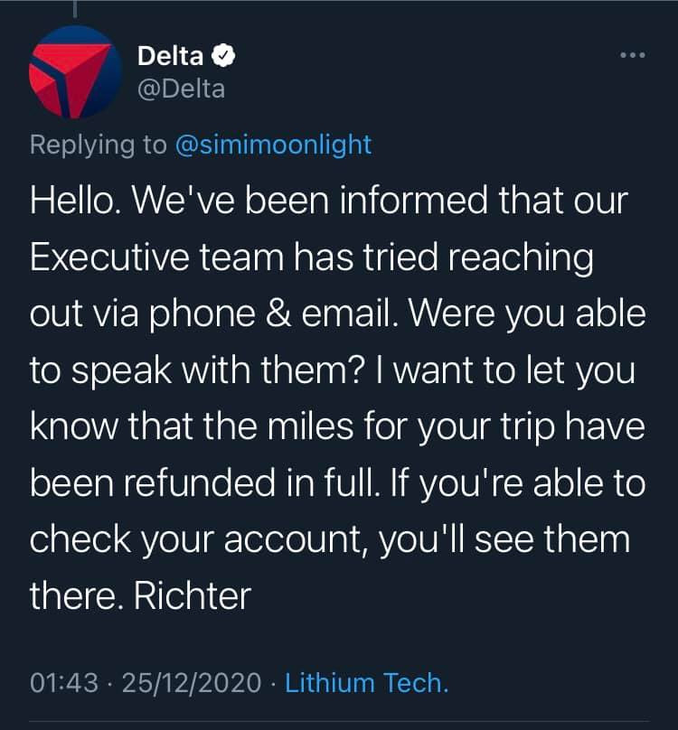 Black woman calls out Delta airline after being kicked her out her first class seat because the check-in attendant didn't believe she bought first class lindaikejisblog 9