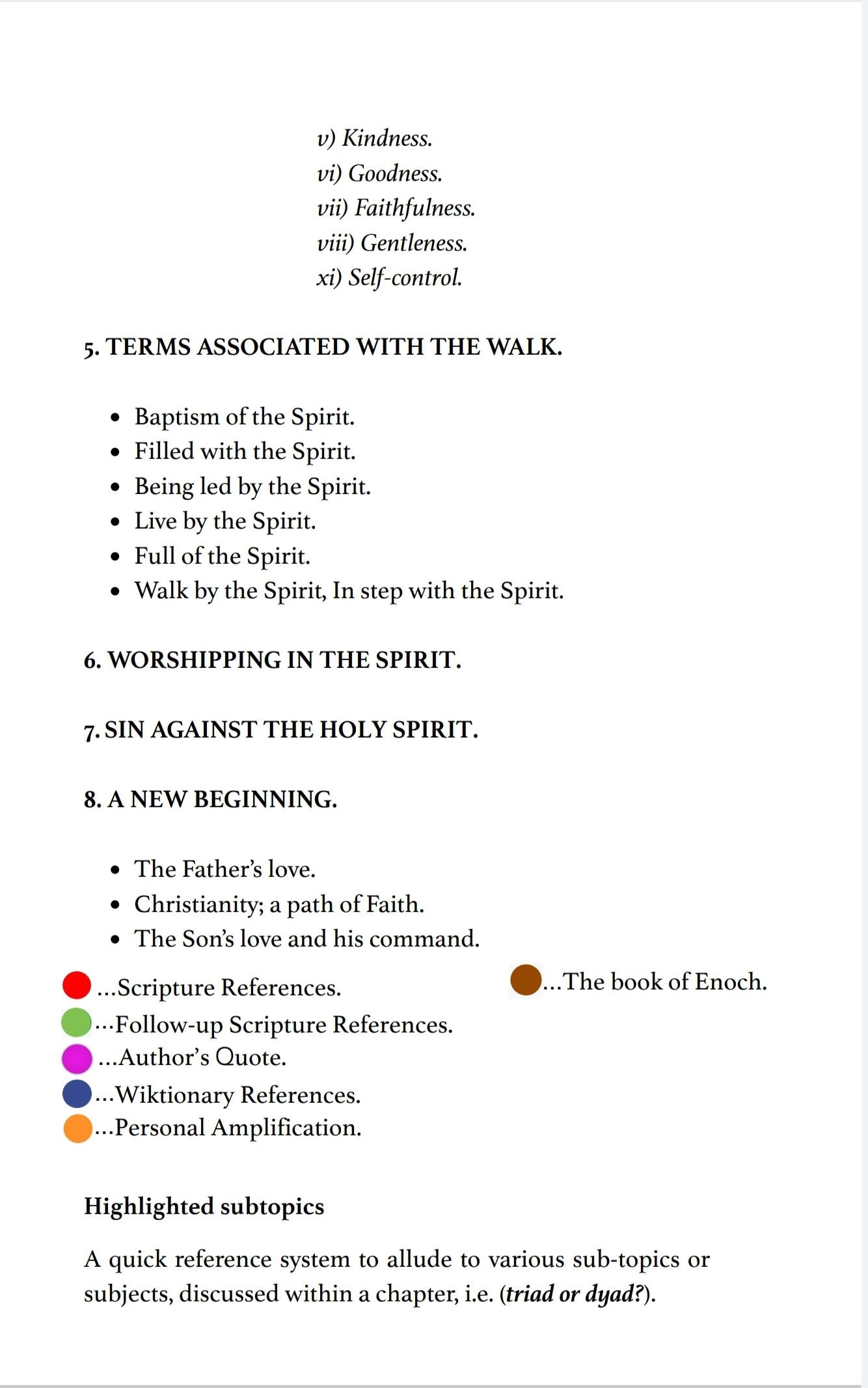 Christ Unveiled presents Explaining The Terminologies Of The Spirit by Alexander Wonder lindaikejisblog4