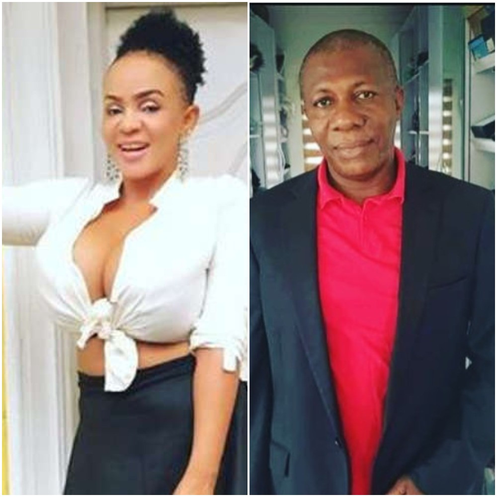 You were quiet and watched the world tear me to shreds during my sex with dog scandal - Cossy Ojiakor calls out Chico Ejiro lindaikejisblog