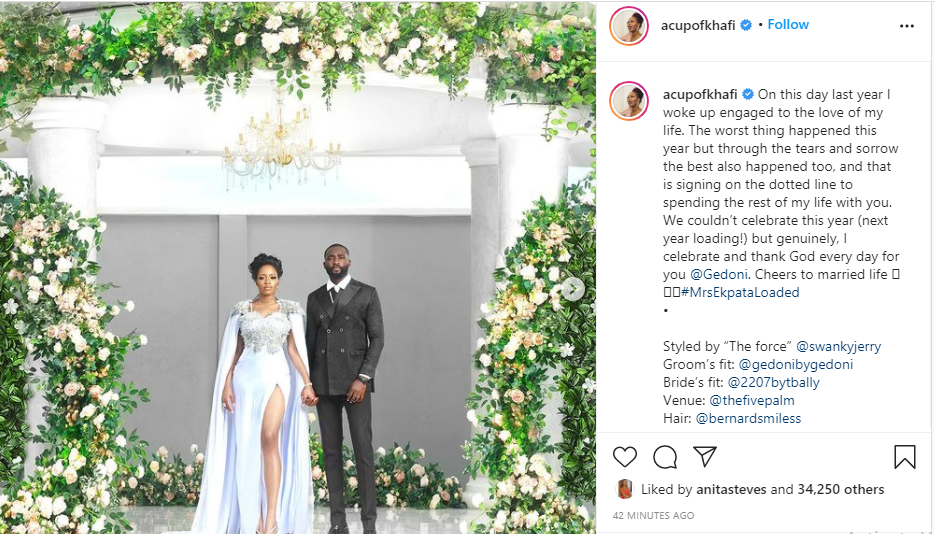 BBNaija's Khafi and Gedoni share pre-wedding photos lindaikejisblog 1