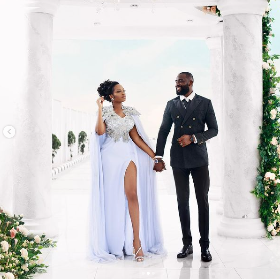 BBNaija's Khafi and Gedoni share pre-wedding photos lindaikejisblog