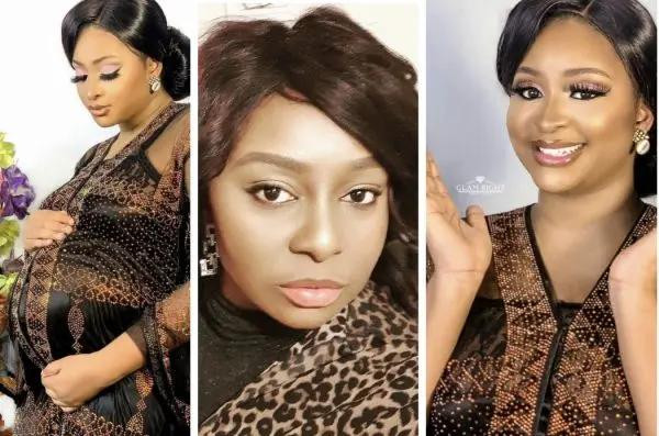 Victoria Inyama shades Etinosa after she announced that she had given birth lindaikejisblog