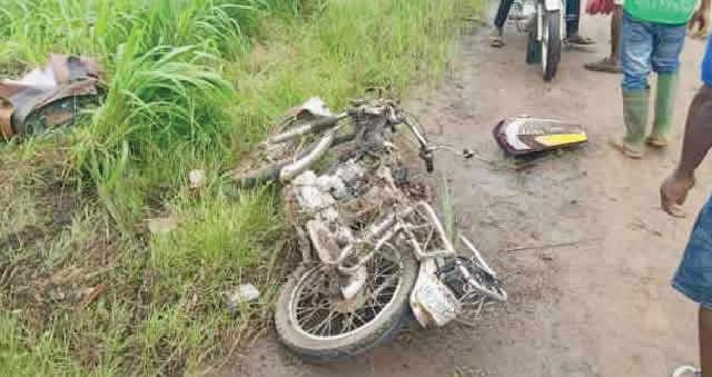 DIG's vehicle kills okada rider in Ondo