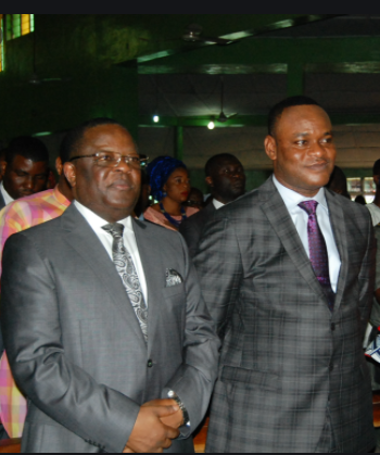 You must contest in 2023 presidential election -Ebonyi Deputy Governor tells Governor Umahi lindaikejisblog