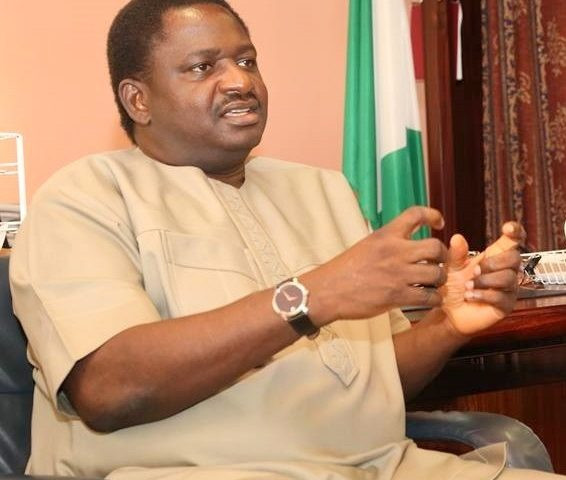 Even Governor Zulum will tell you that the security situation in Borno state is far better than what it was in 2015 - Adesina