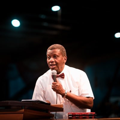 Nobody told us that Coronavirus is a witch because it is only witches who fly at night - Pastor Adeboye slams CAN and FG over ban on crossover services