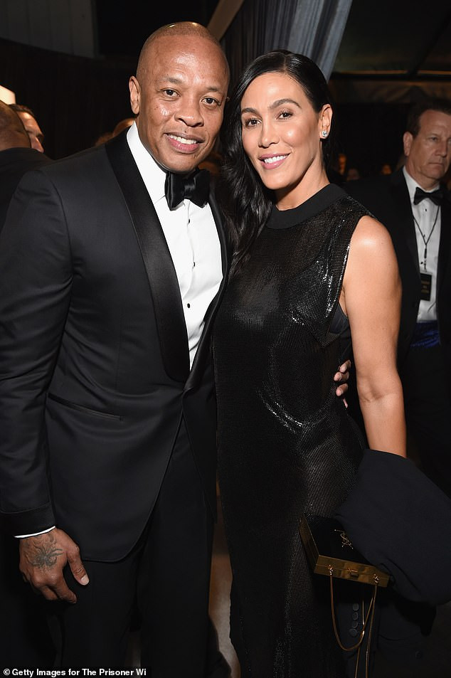 Dr. Dre 'agrees to pay $2M temporary spousal support' to estranged wife Nicole Young; 'signs deal from his hospital bed' while recovering after brain aneurysm