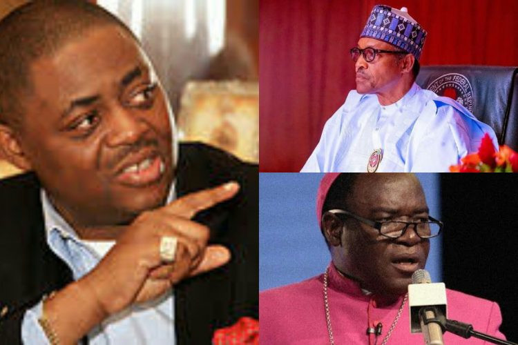 Bishop Kukah did not attack Islam, those that demand that he 'must apologise' or 'leave Sokoto' must mind their utterances - FFK
